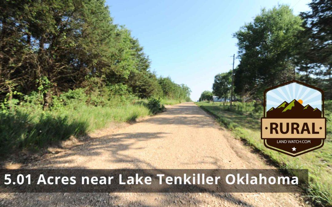 5 Acres For Sale, Gore, Sequoyah County, Oklahoma