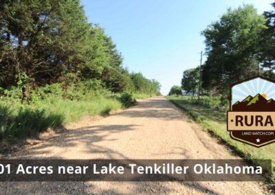 5 Acres For Sale, Gore, Sequoyah County, Oklahoma