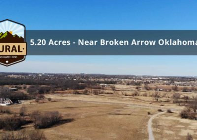 5.2 Acres, Wagoner County, OK